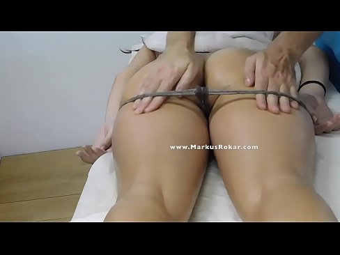 In Real Massage Hidden Camera Masseur try to masturbation his client