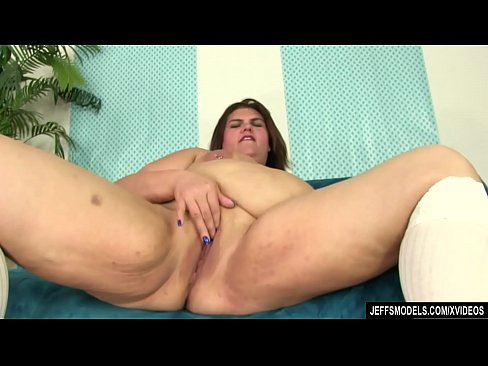 Fat Danni Dawson Uses Sex Toys To Bring Herself To Powerful Orgasms 8 Min Hd