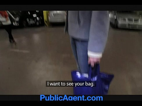 PublicAgent Lyda has sex in my car for cash to buy clothes