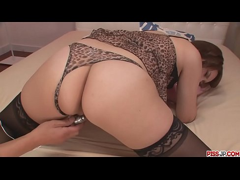 Gorgeous Yurika Momo In Stockings Fucked With Sex Toys - More at Pissjp.com
