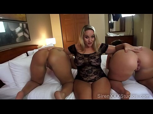 Three PAWGS Squirting
