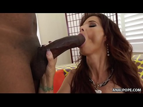 Monster cock anal destroying with Syren De Mer