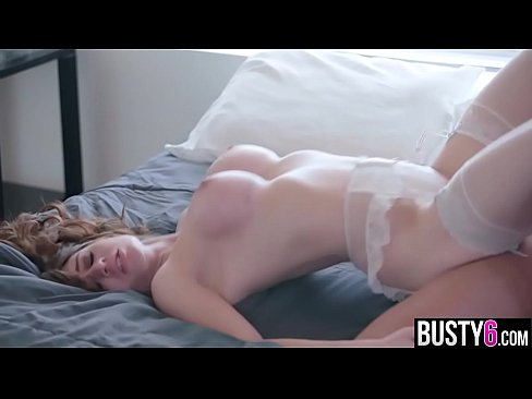 Just married sex with huge boobs bride Veronica Vain