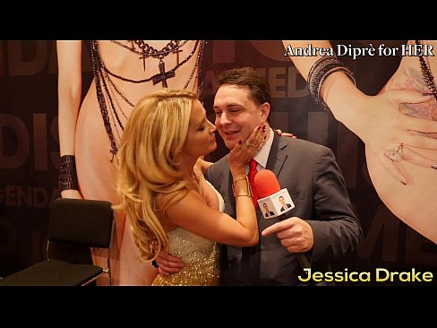 Porn meeting between Jessica Drake and Andrea Diprè
