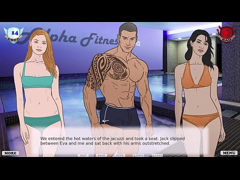 "Good Girl Gone Bad (The Loving Path / ""Angel Ash""): Chapter 1 - An Alpha Male At Alpha Fitness"