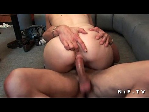 amateur french wife anal