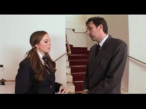 Scarlett Faye spanked for being late