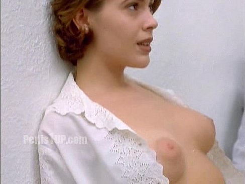 Alyssa Milano and Charlotte Lewis - Embra ...