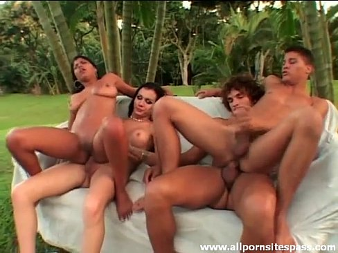 Seems me, Outdoor group sex party consider