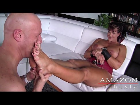 image Amazon huxly has another foot fetish victim