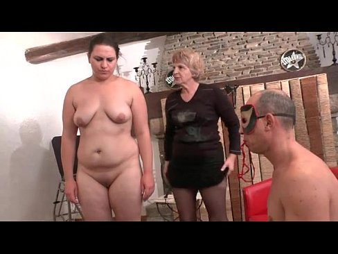 Bbw french milf cougar double teamed and fist fucked - 1 part 1