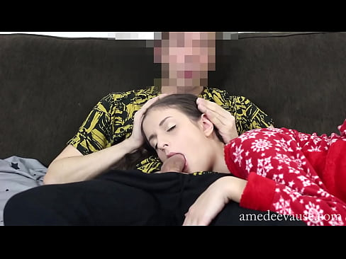 Step-Daddy's New Year Surprise -preview- (taboo, blowjob, fucking) by AmedeeVause