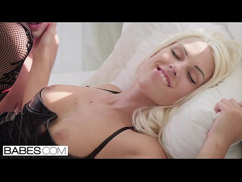 Babes.com - THE PERFECT FIT - Alyssa Branch