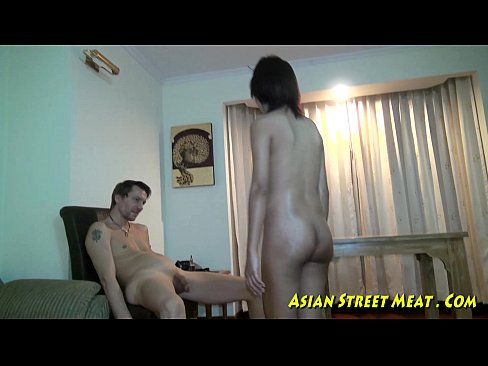 Asian girlette does anal for love money and health 2