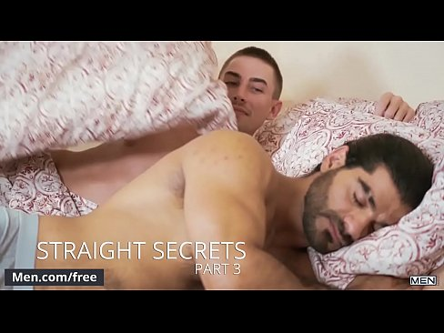 (Ali Liam, Jack Hunter) - Straight Secrets Part 3 - Str8 to Gay - Trailer preview - Men.com