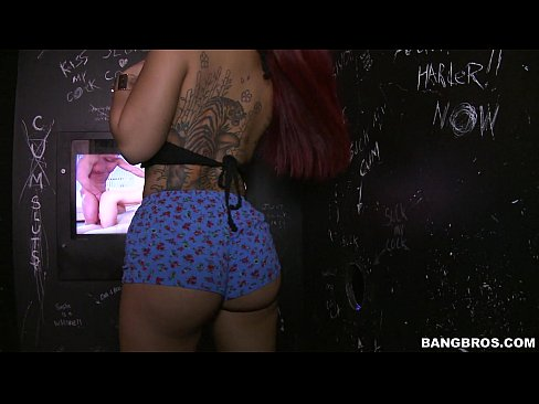 Thick Latina Staci Doll Deep Throats In The Gloryhole (ghl14449)