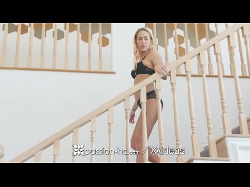 PASSION-HD Blonde Carter Cruise fucks piano technician as payment