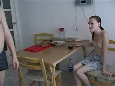 Russian Girl Suck And Fuck With Daddy For Break...