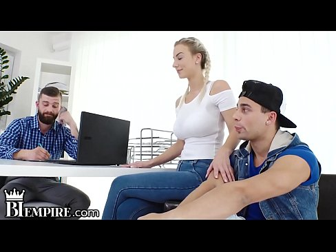 BiEmpire Big Dick Bisexual Fuck Fest at the Office