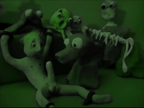 clay animation porn