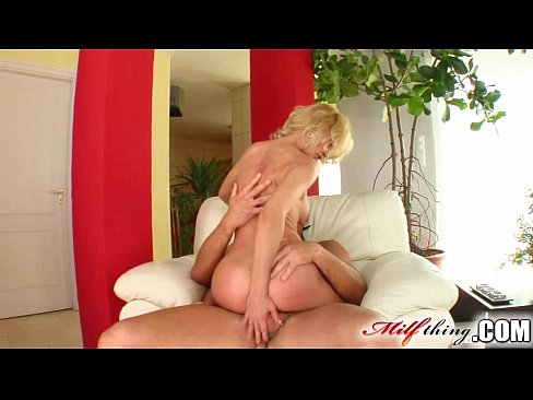 Milf Thing Seasoned wife gets fucking of her life