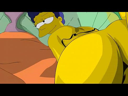 from Matteo marge simpson naked tits and fucking