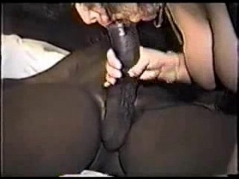 Cuck hubby sucks bbc and enjoys his wife fucking black 4