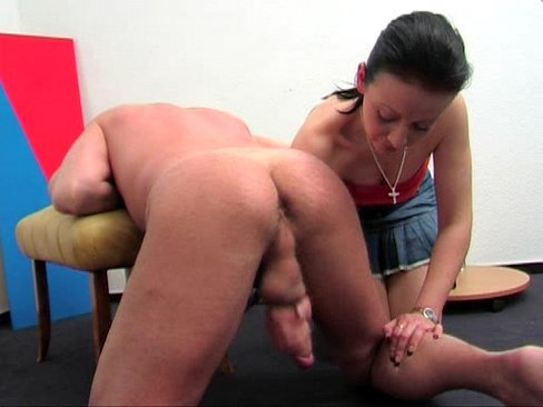Cock Milked