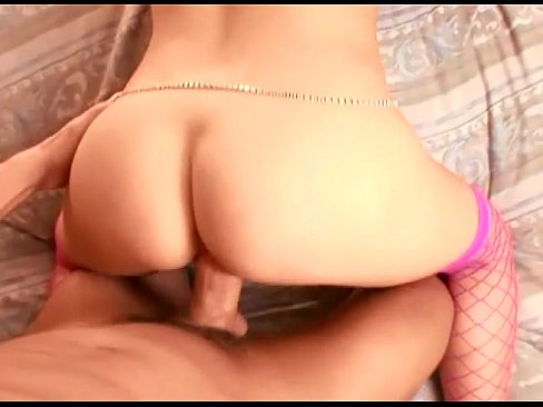 Cutie fucking in fencenet pantyhose and heels 3