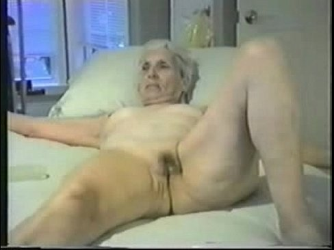 Grandmother naked pussy movie