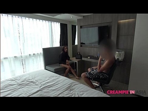 Petite young Thai girl fucked by big Japan guy