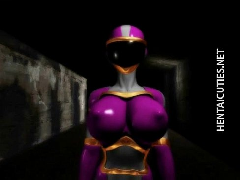 3D hentai babe in costume strips for you [5:20x408p]