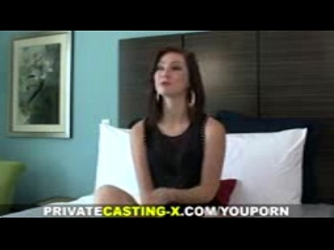 YouPorn Private Casting X My First Natural Red Haired Pussy