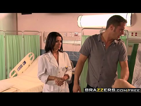 Brazzers - Doctor Adventures -  Banging the Nurse scene starring Ann Marie Rios and Danny Mountain