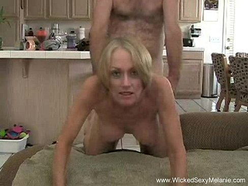Creampie step mom asian