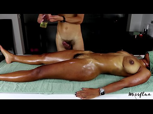 MissFluo Receive Massage With Masturbation To Orgasm A15