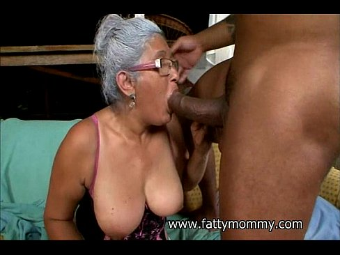 Skinny old spunker fucks her juicy pussy for you 2