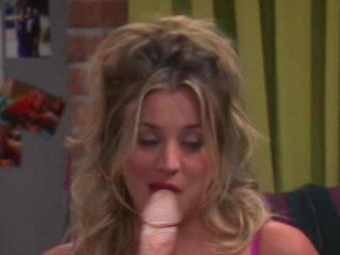 Kaley Cuoco Su Video Robado Mamando Mrvpg