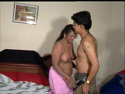 Debonair young boy fuck aunty have