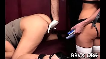Enticing gal gets naked