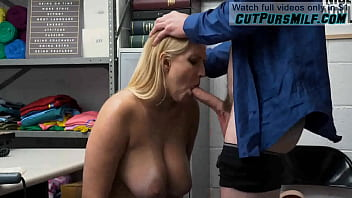 Big Boobie Blonde Crying Loud While Getting Fucked – Vanessa Cage