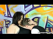 thumb Stockinged Plum per Pussylicked And Pounded  And Pounded