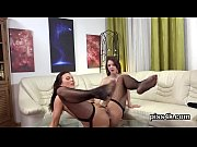Nice lezzie teens get covered with pee and splatter wet vaginas