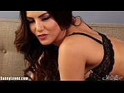 sunny leone fingers her nice and wet pussy! beautiful babes solo