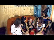 thumb horror theme party with naughty college girls scene 3