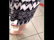 Barefoot at Airport Dirty Feet Part 1- www.prettyfeetvideo.com Thumbnail