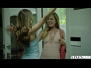 thumb vixen babysitters kimmy granger and sydney cole ffm threesome