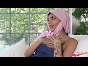 thumb Forbidden Pleas ures With My Muslim Stepsister slim Stepsister
