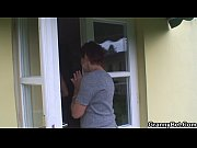 Old granny rides neighbour 039 s big cock