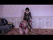 thumb the girl fucks her fat girlfriend with a strapon